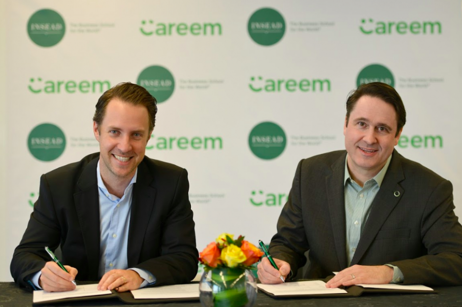 Careem and INSEAD sign MOU for academic research