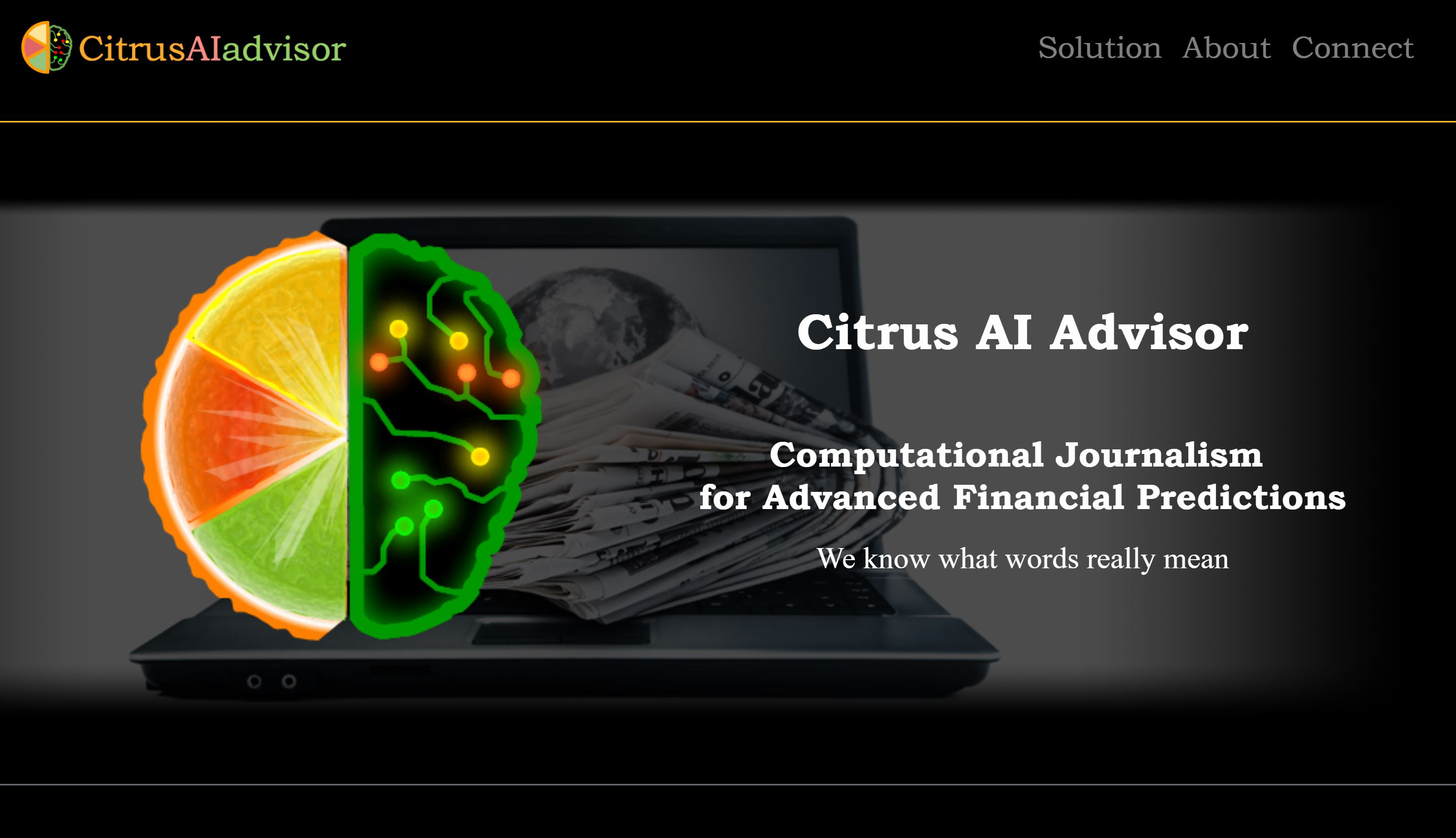 Citrus Diversified Fund has signed an agreement for the acquisition of Artemisia