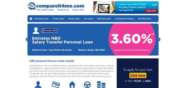 UAE based compareit4me.com closes first round of funding