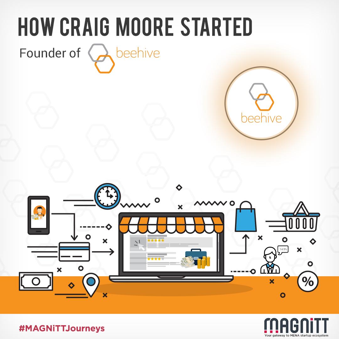 #MAGNiTTJourneys - Craig Moore