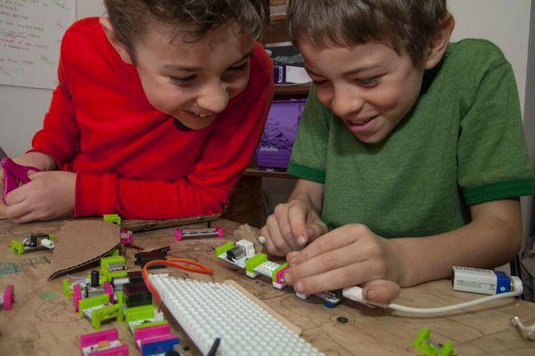 Little Bits Raises $44.2M in Funding