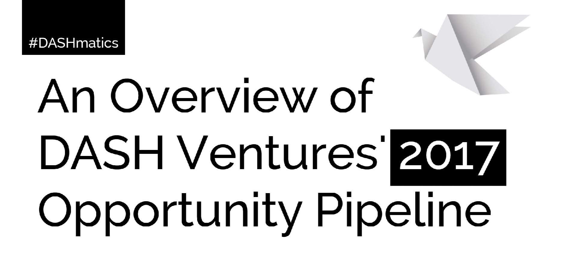 DASH Ventures releases Investment Report to bring transparency to the MENA Startup Ecosystem