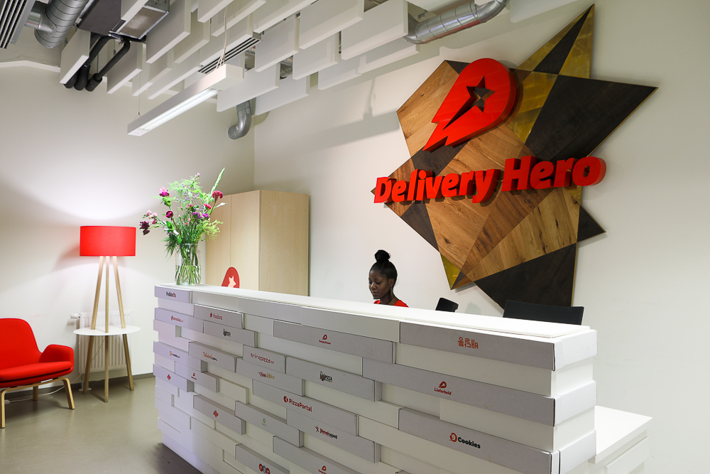 Delivery Hero grows revenues to €687 million, mostly thanks to Middle East