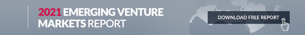 2021 Emerging Venture Markets Report