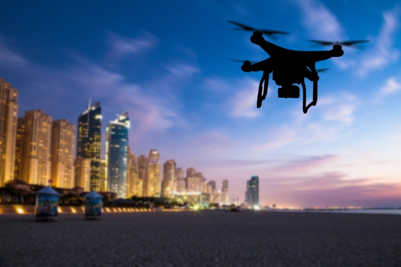 How drones will reshape Middle Eastern enterprises