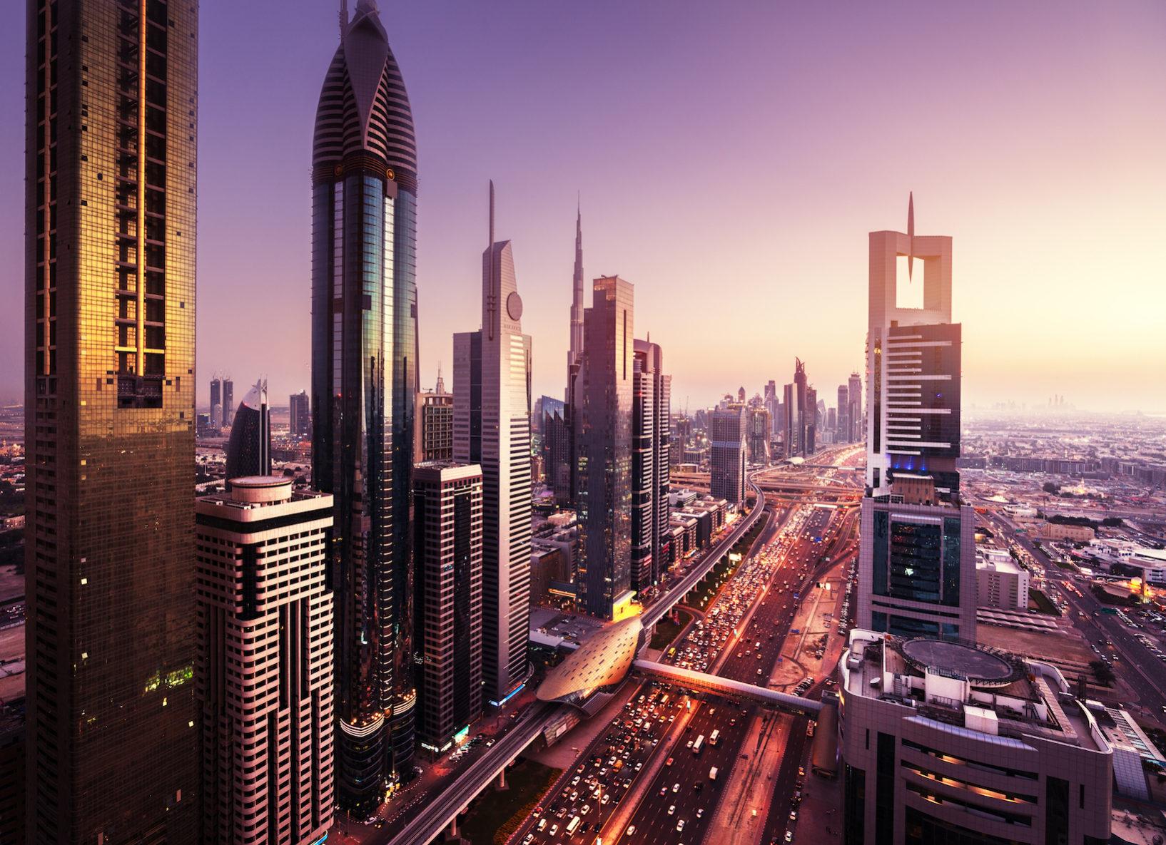 Dubai Goes Smarter As It Embraces Blockchain And AI