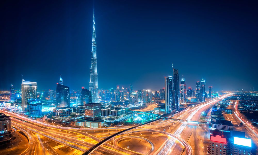 Middle East Smart Cities Boost Global Market to USD 1.2 Trillion