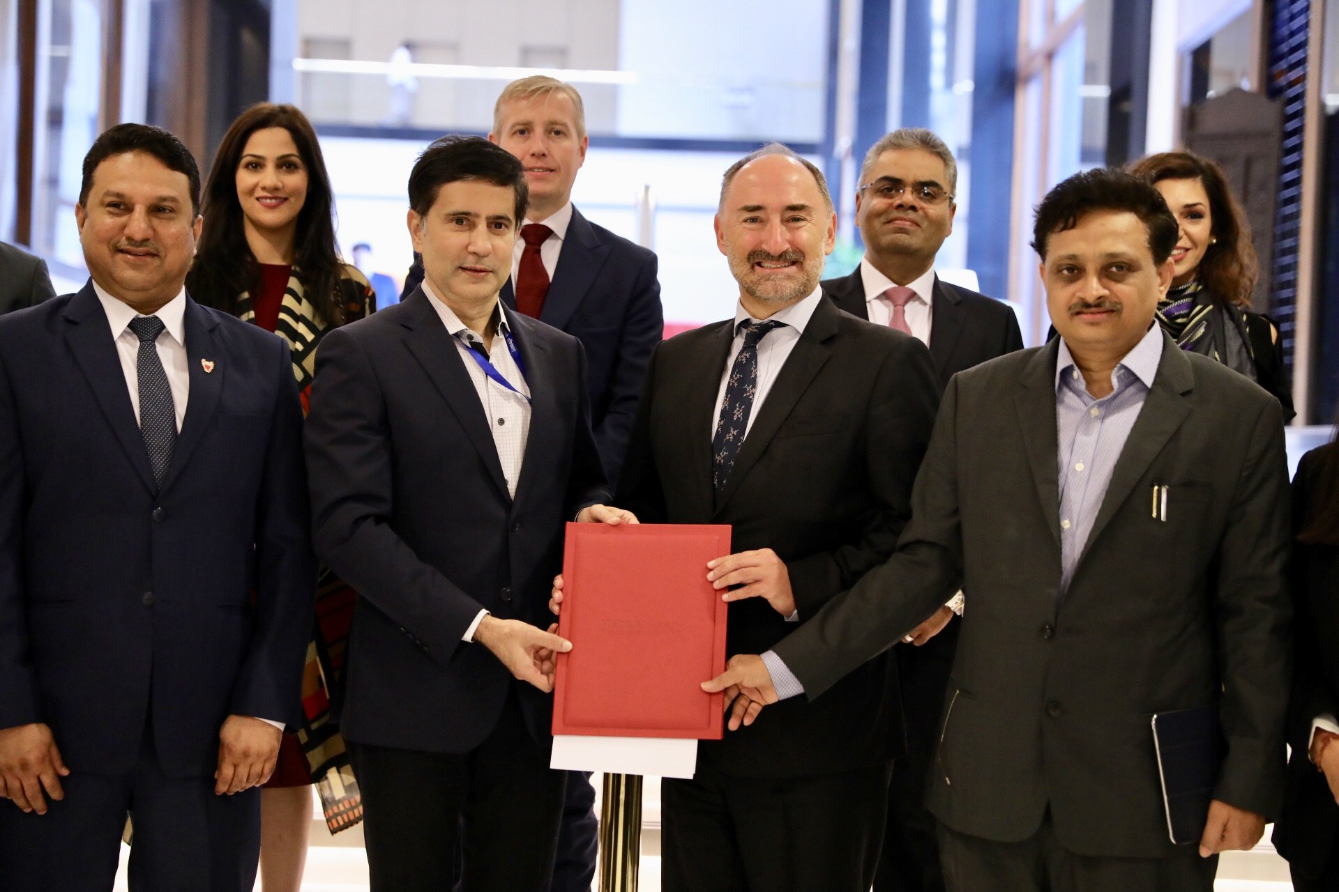 Bahrain EDB joins forces with Maharashtra Government to further promote FinTechs