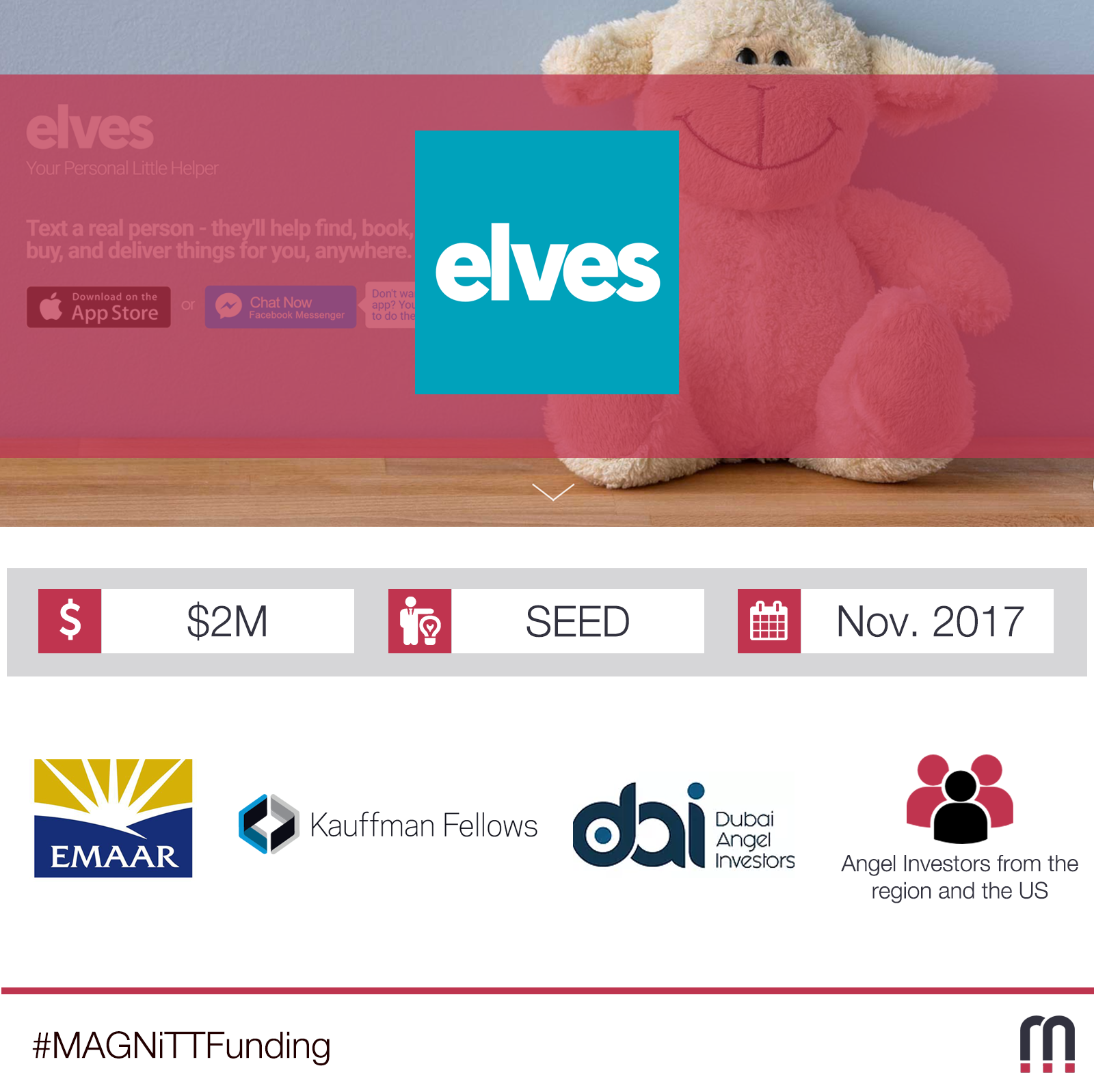 Egypt-based Elves, A Human Assisted AI Digital Assistant App, Raises Largest Seed Round in MENA History From A Slew of Top Investors