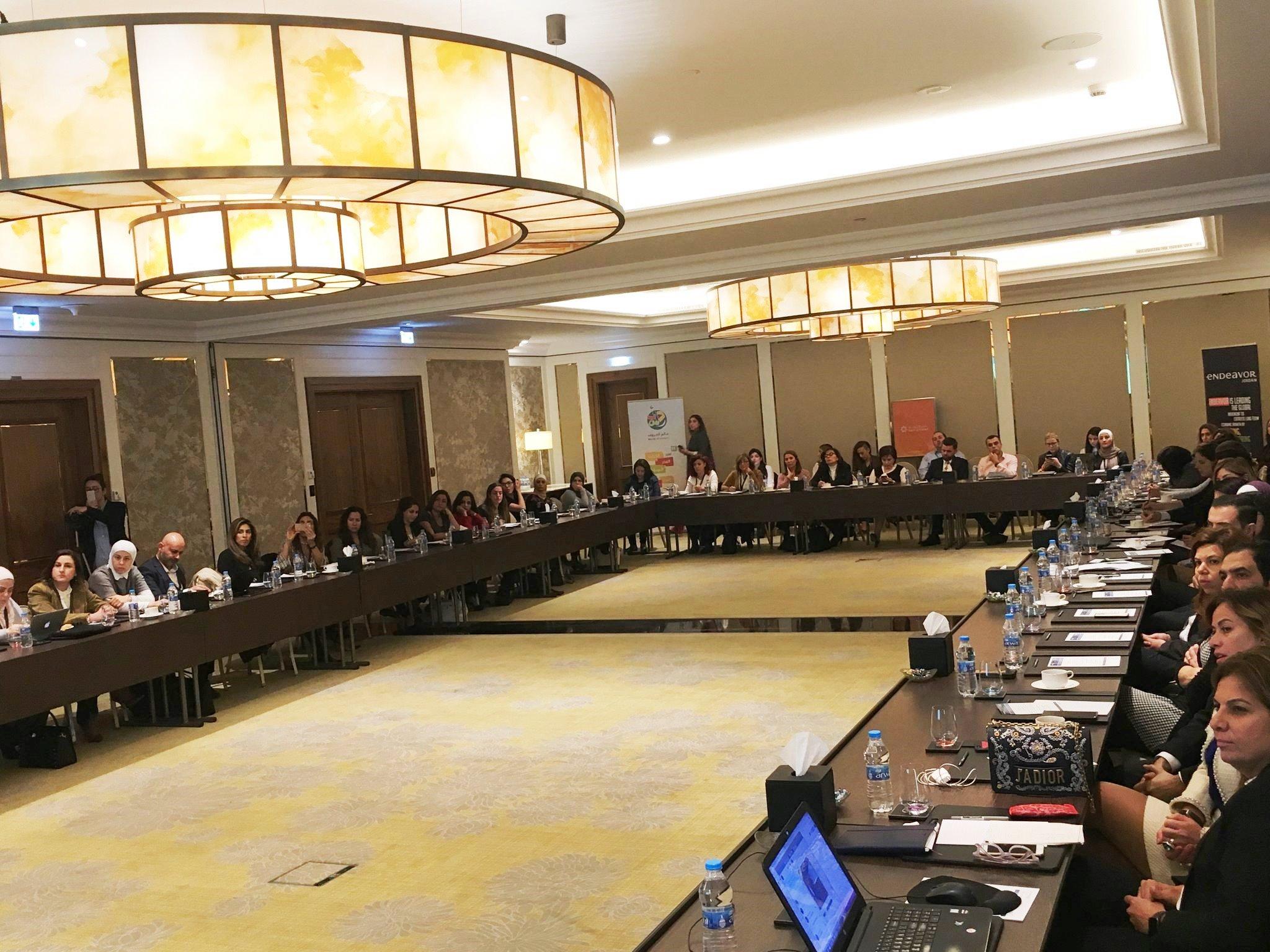 Endeavor Jordan Releases A Research Of Findings On The Journey Of Female Entrepreneurs In Jordan