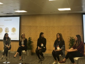 Top 5 MENA Female entrepreneurs discussed their journeys and shared technology insights during a panel organised by Amazon Web Services Summit in Dubai
