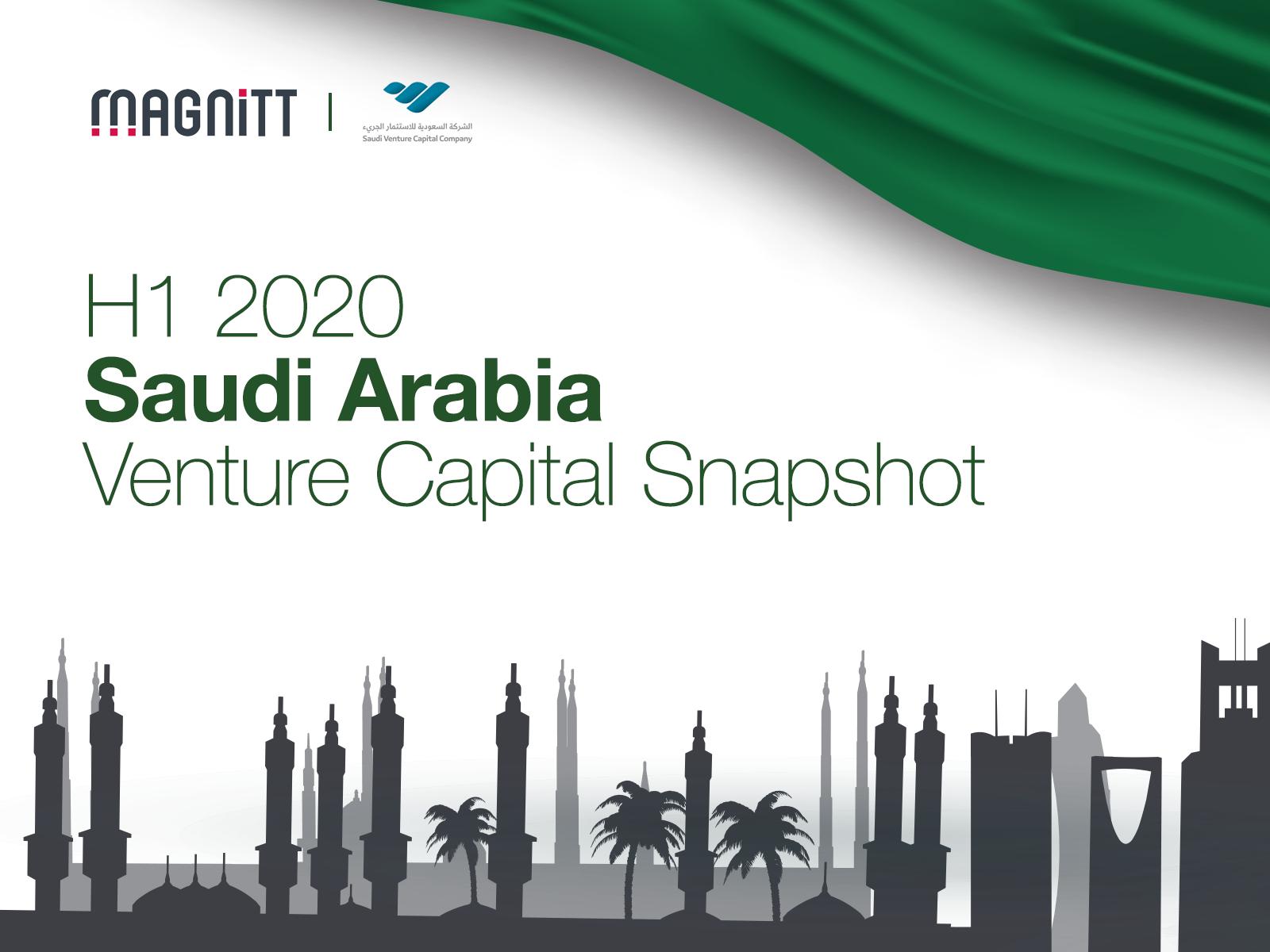 Saudi Arabia's startup funding up 102% in H1 2020, already surpassing full-year 2019, according to MAGNiTT report