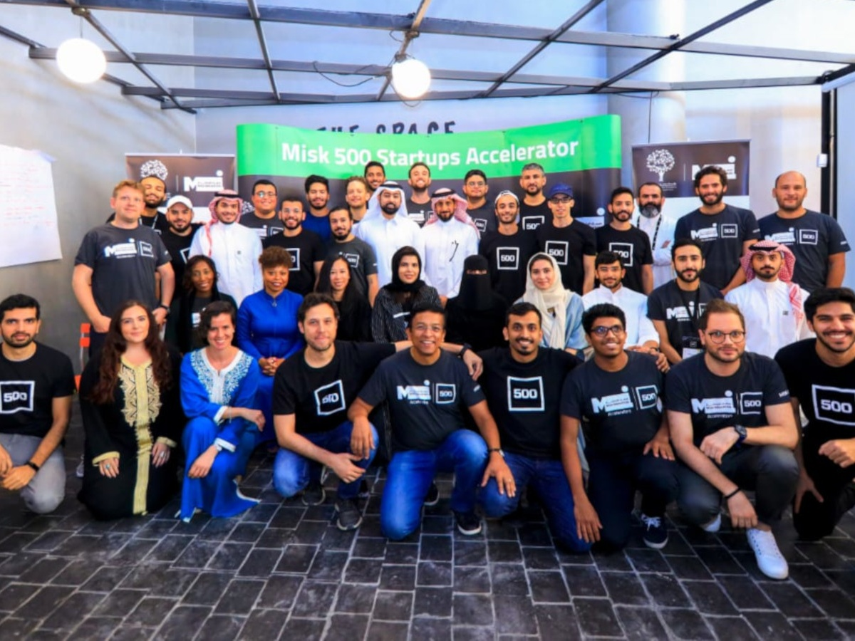 6 Egyptian tech startups selected for 500 Startups, MiSK accelerator
