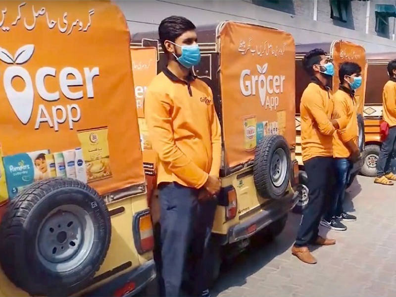 Pakistan-based GrocerAppsecures $5.2M Series A investment