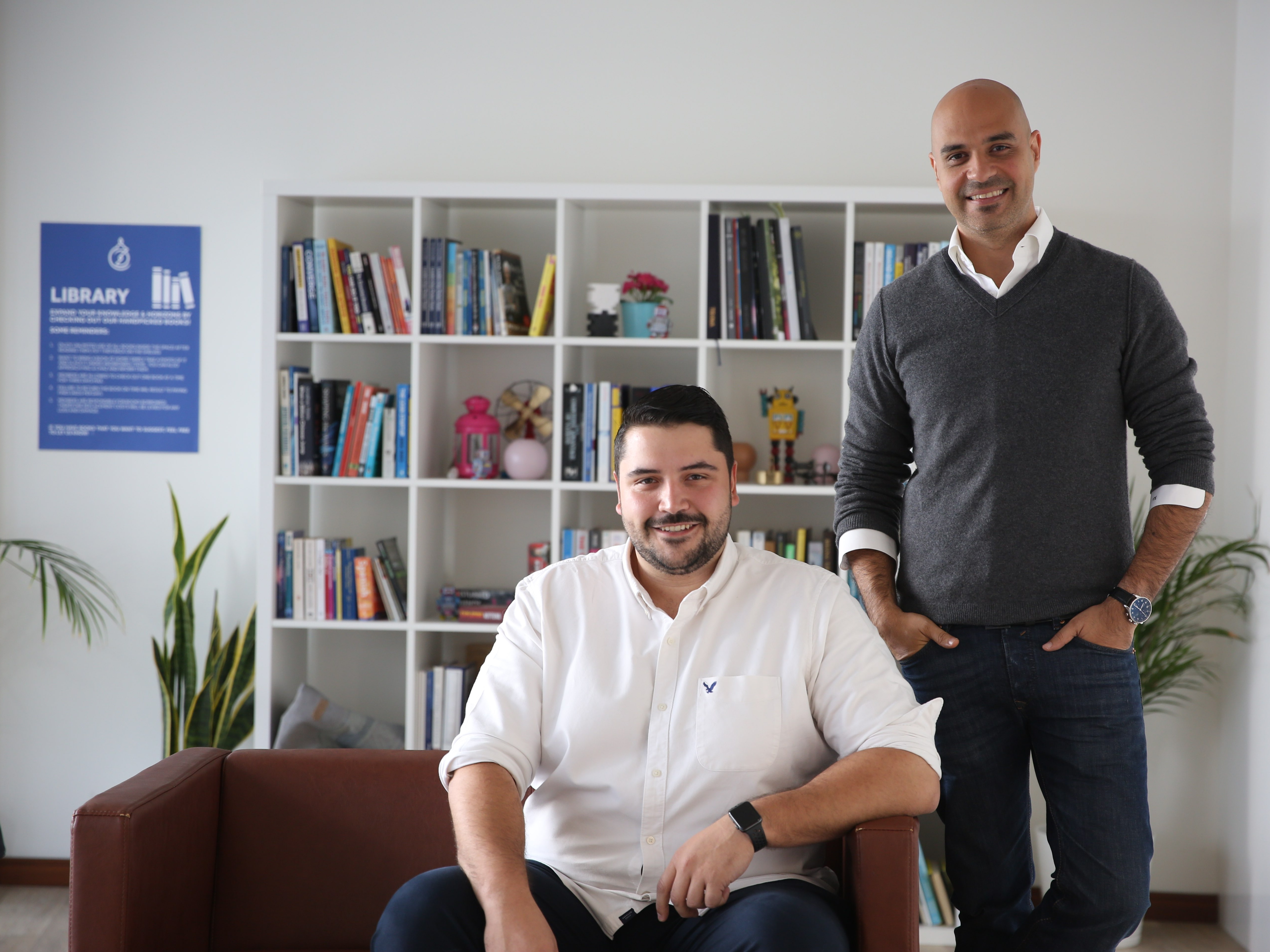 UAE-based automative startup Seez raises a $6M Series A funding round from VCs and strategic investors