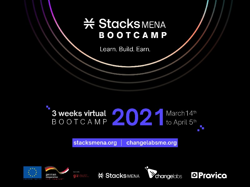 Apply to Stacks MENA's Blockchain Bootcamp on MAGNiTT