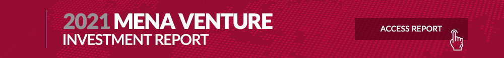 2021 MENA Venture Investment Report