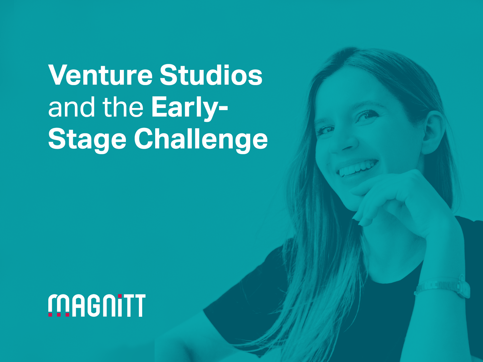 Venture Studios and the Early-Stage Challenge