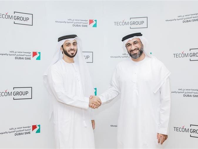 TECOM Group and Dubai SME Expands Strategic Partnership to Boost SME Sector