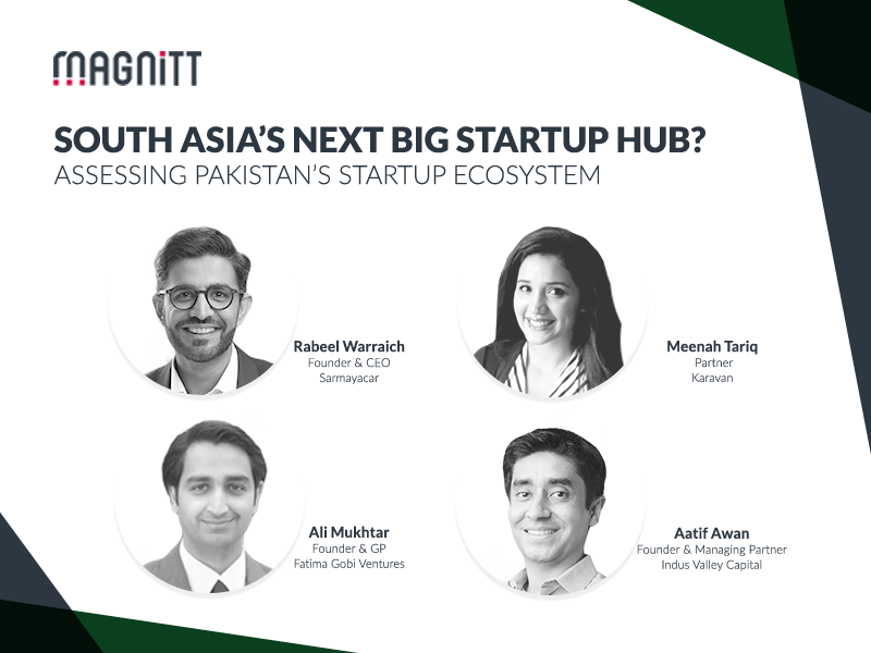Insights on Pakistan's Startup Ecosystem Potential