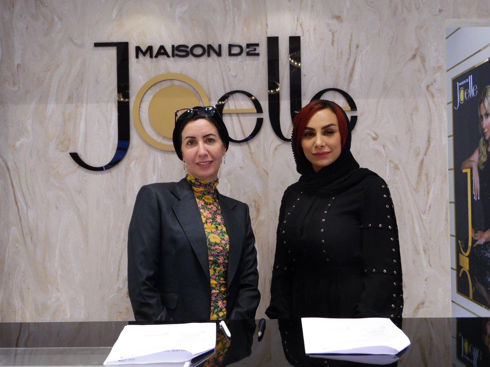 Bahrain Fashion Incubator signs a partnership agreement with Maison De Joelle Bahrain