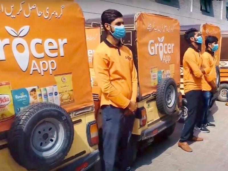 Pakistan-based GrocerApp raises $1M Seed funding round
