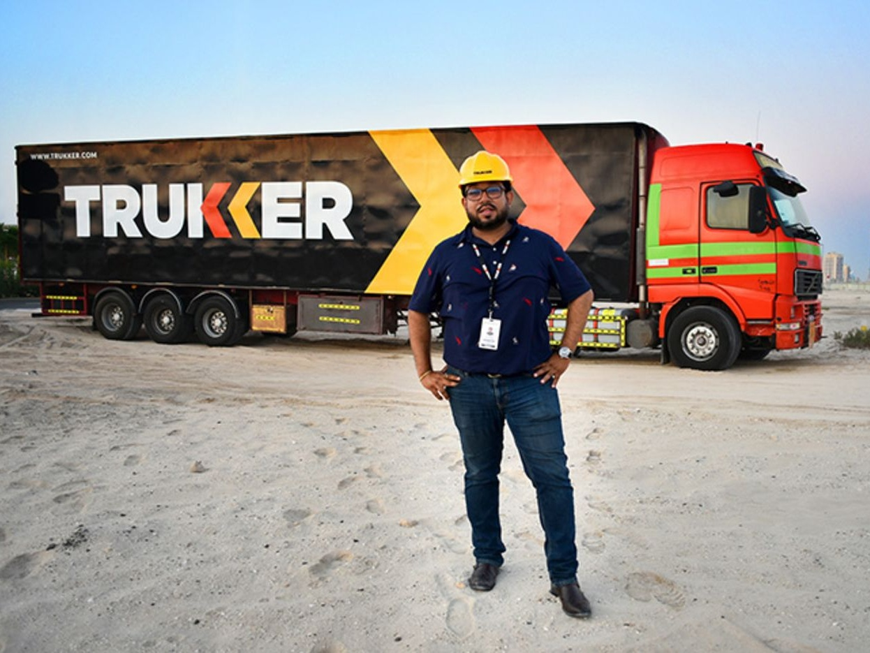 Truck Delivery App Trukker raises $23M Series A funding round led by STV