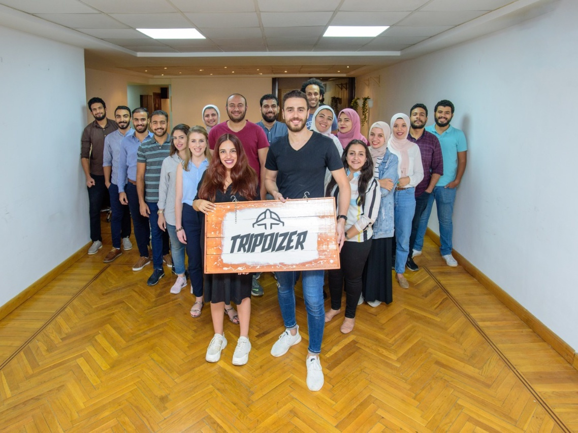 Egyptian travel-tech company Tripdizer raises US$ 300,000 in SEED round
