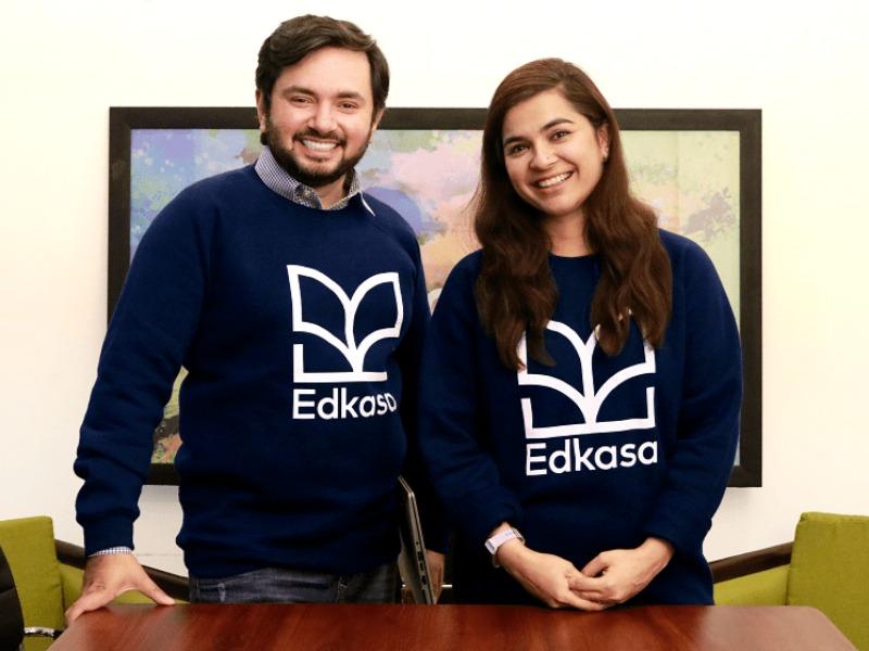 Pakistan-based Edtech Edkasa raises $320K in Pre-Seed funding