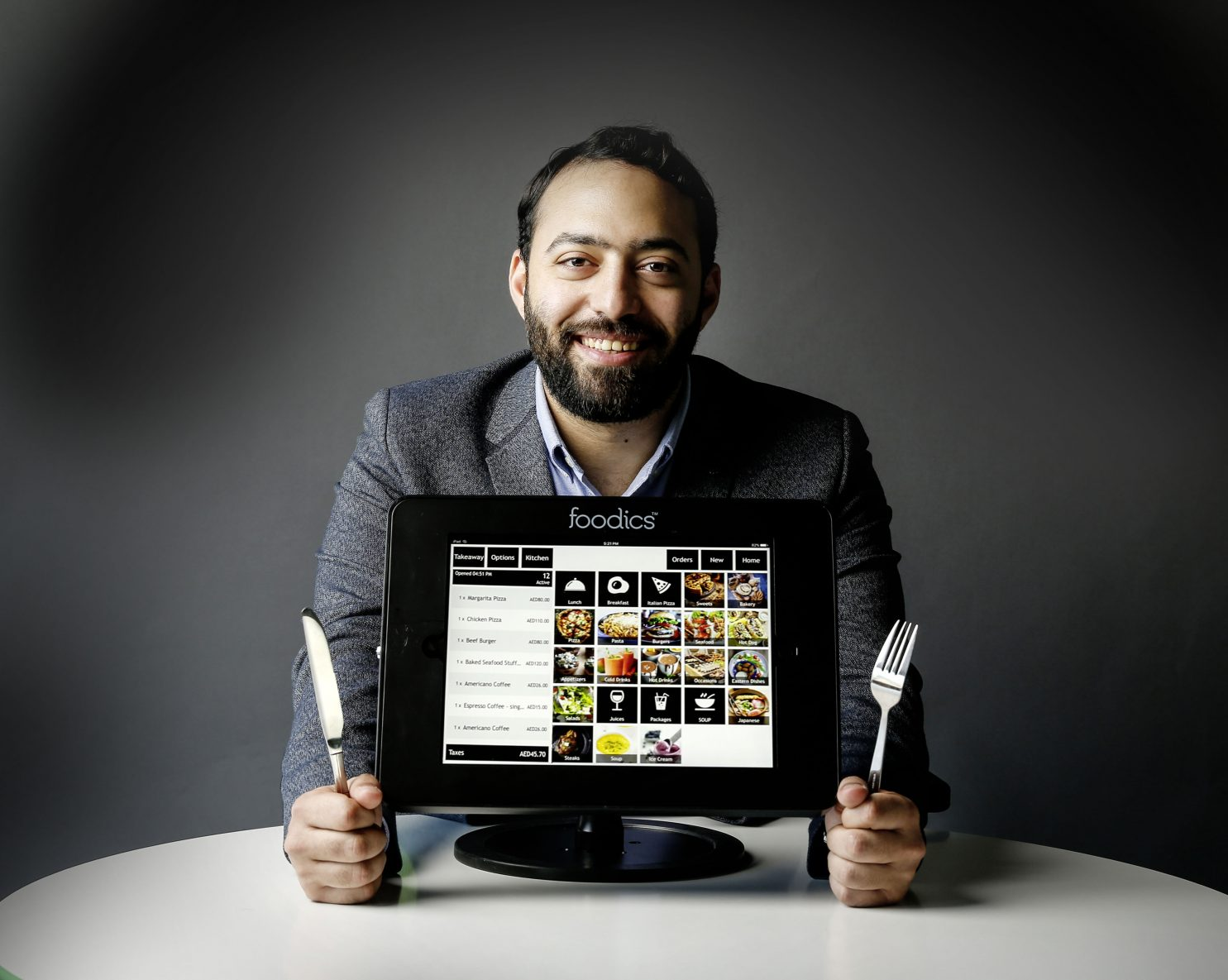 Tech Please: Foodics to Inject Tailored Technology into Saudi's Fast Food Scene