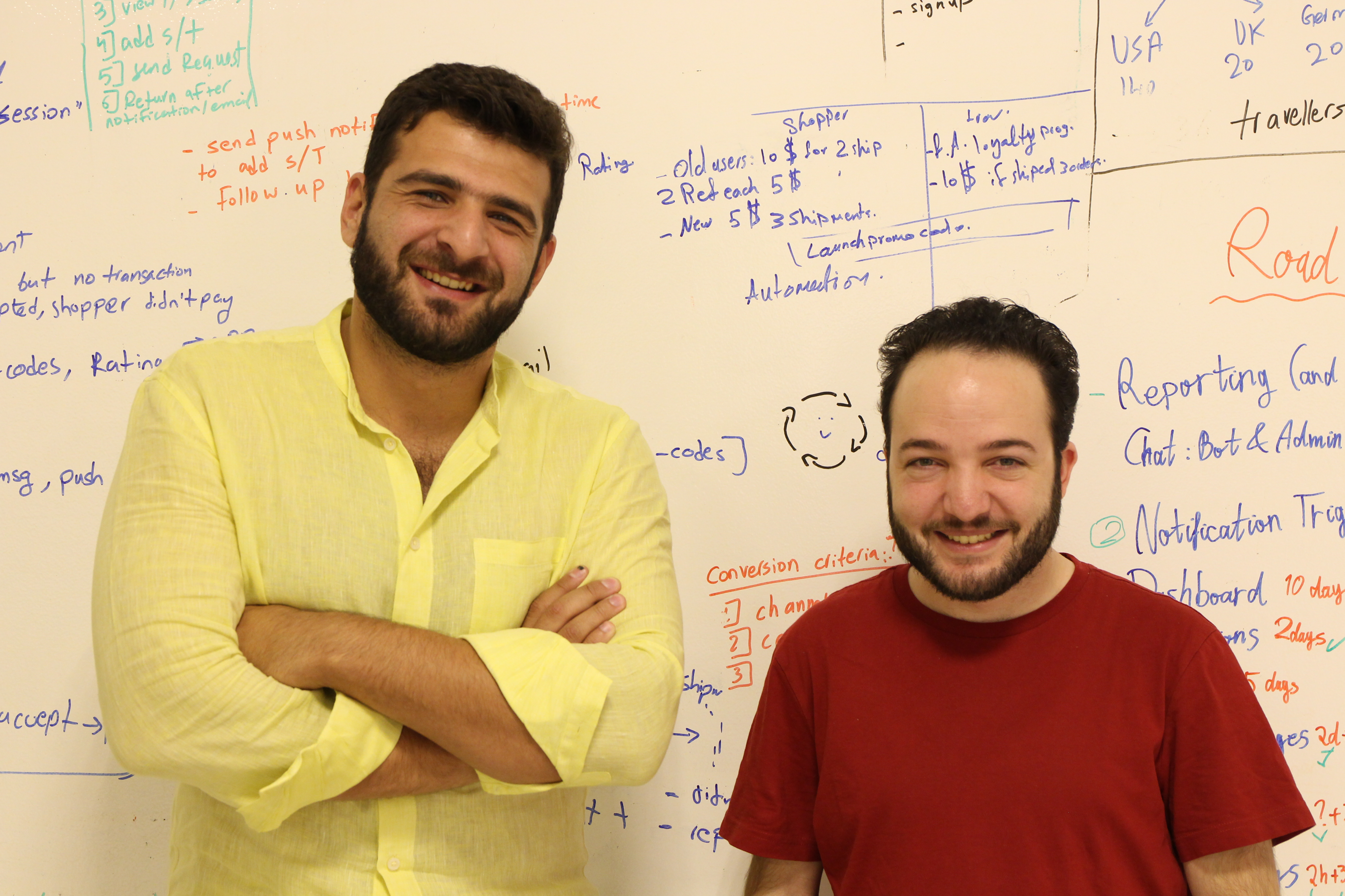 Egypt-based HitchHiker, a social network connecting travelers with shoppers, raises $200,000 SEED round