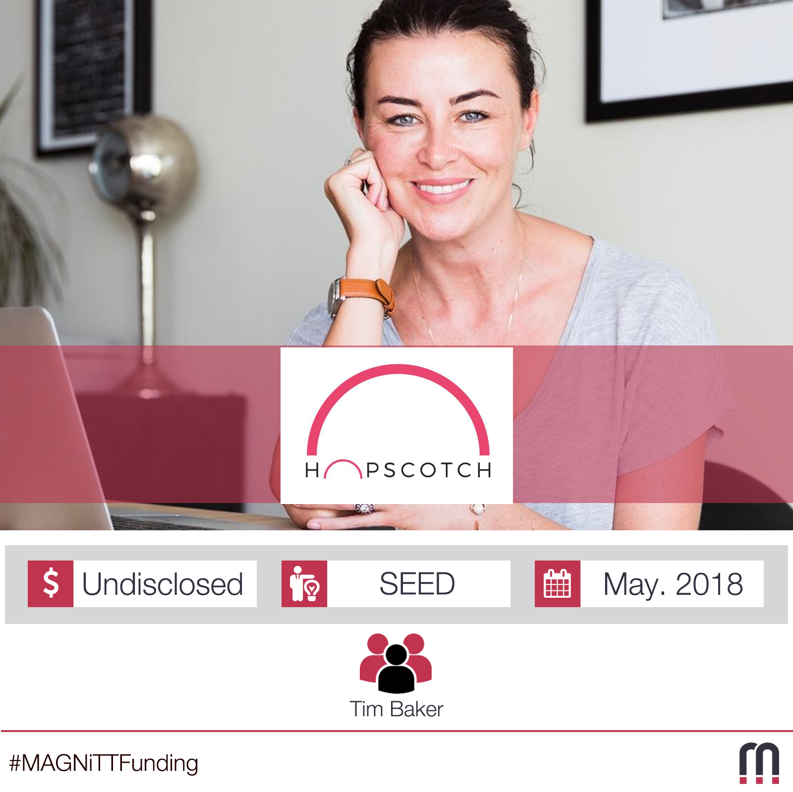 Women's recruitment startup Hopscotch rebrands after securing seed investment