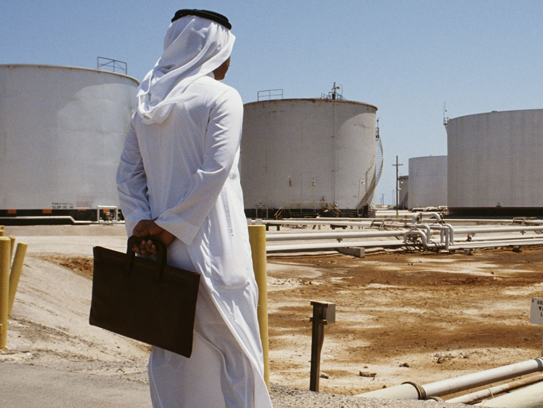 Massive news for energy industry startups: Saudi Aramco's venture arm to make big investments