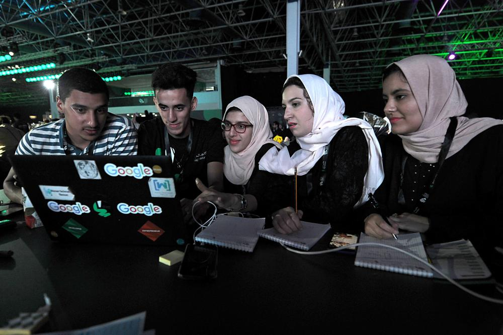 Innovative minds come together to revolutionize Haj technology