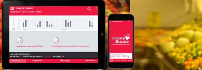 Advance Global Capital partners with Invoice Bazaar for SME funding