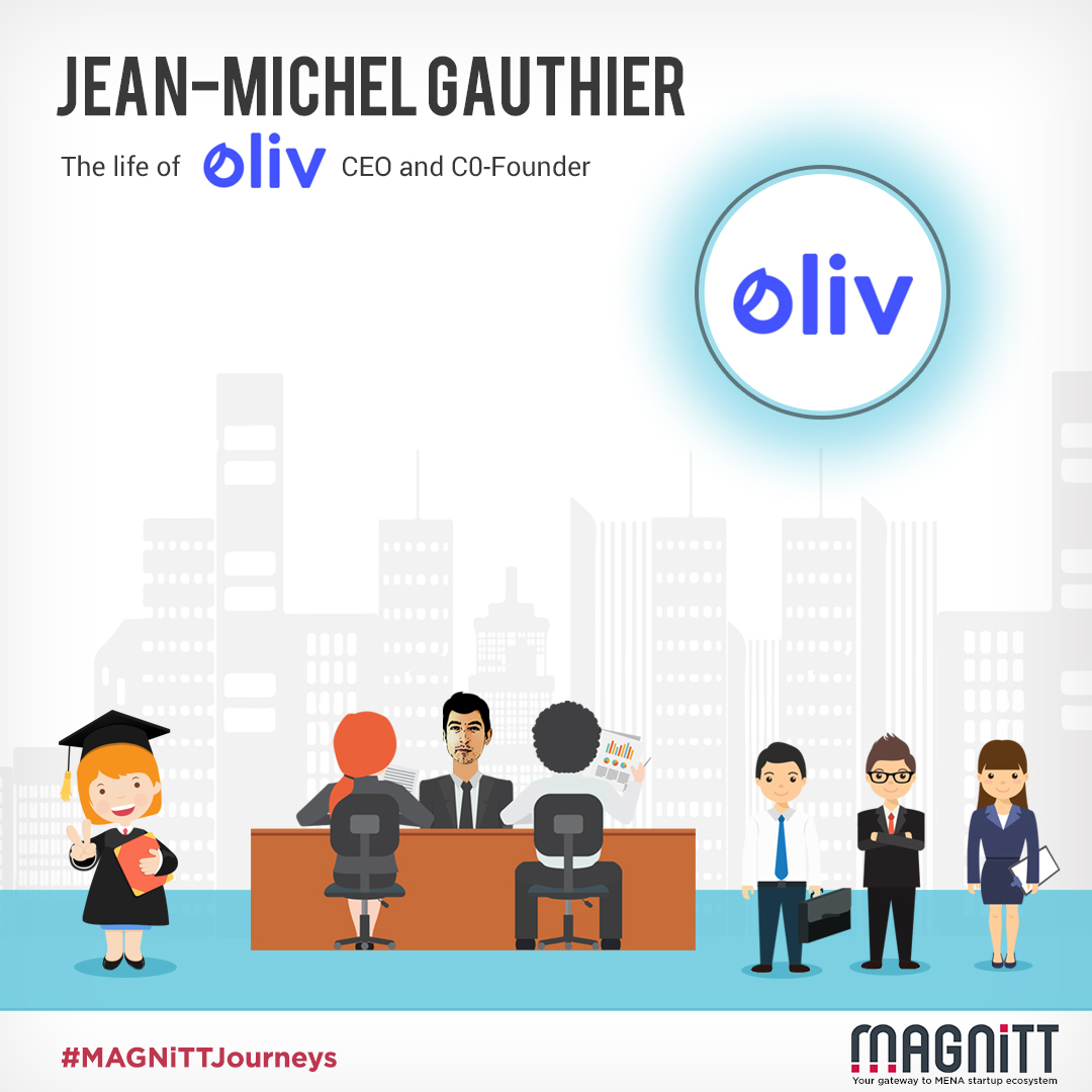 Jean-Michel Gauthier - #MAGNiTTJourneys