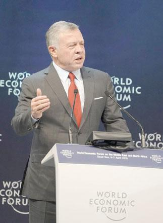 High-skill human capital is Jordan's most important strength — King