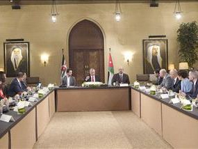Jordan's King Abdullah II urges immediate support for entrepreneurship and removing obstacles in Jordan