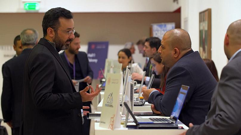 Jordanian start-ups showcased in London