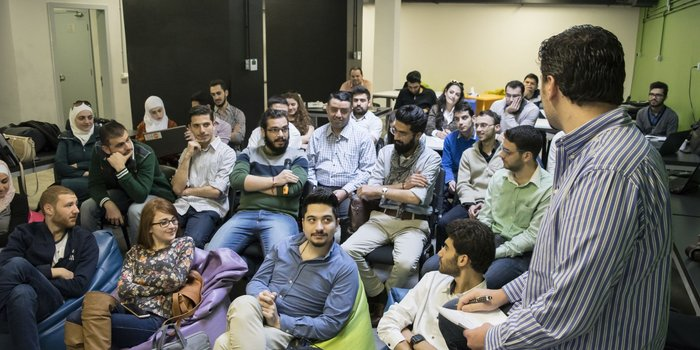 Jusoor Syria's Startup Roadshow To Travel Across MENA In Hunt For Syrian Entrepreneurial Talent