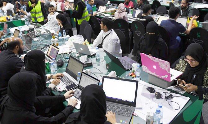 20 teams progress in KAUST Hajj and Umrah contest in Jeddah