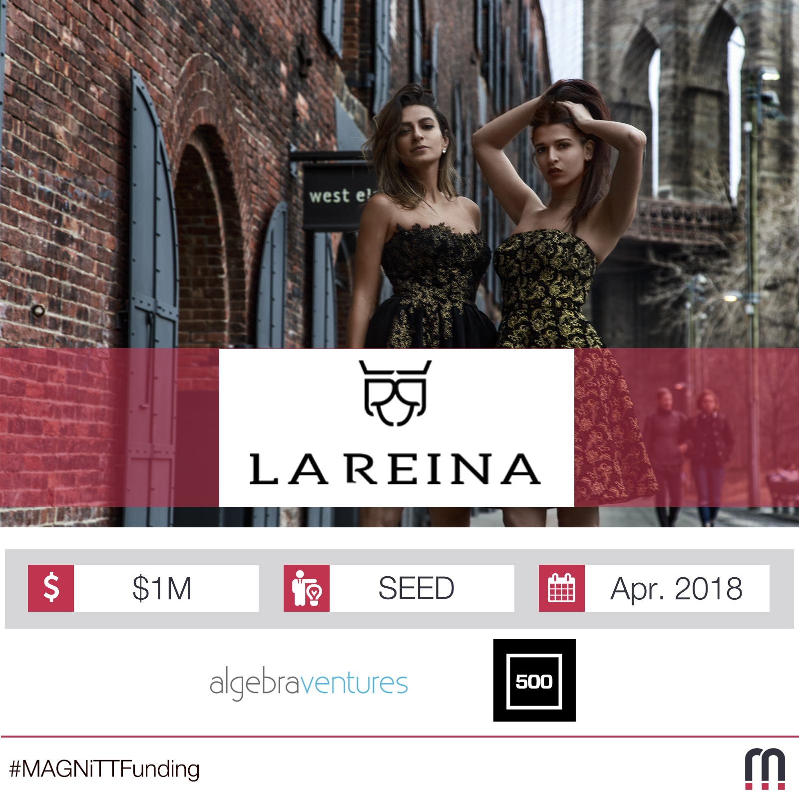 Egyptian fashion start-up La Reina raises USD 1Million in seed round of investment