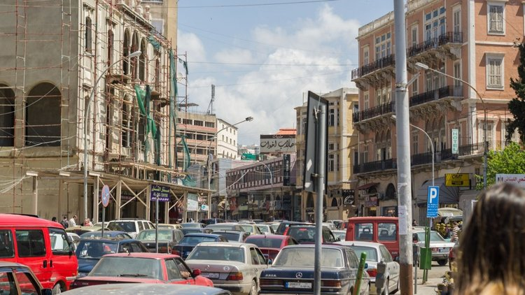 Meet LiBeiroot, The Car-Hailing App Straddling The Lebanese-Syrian Border