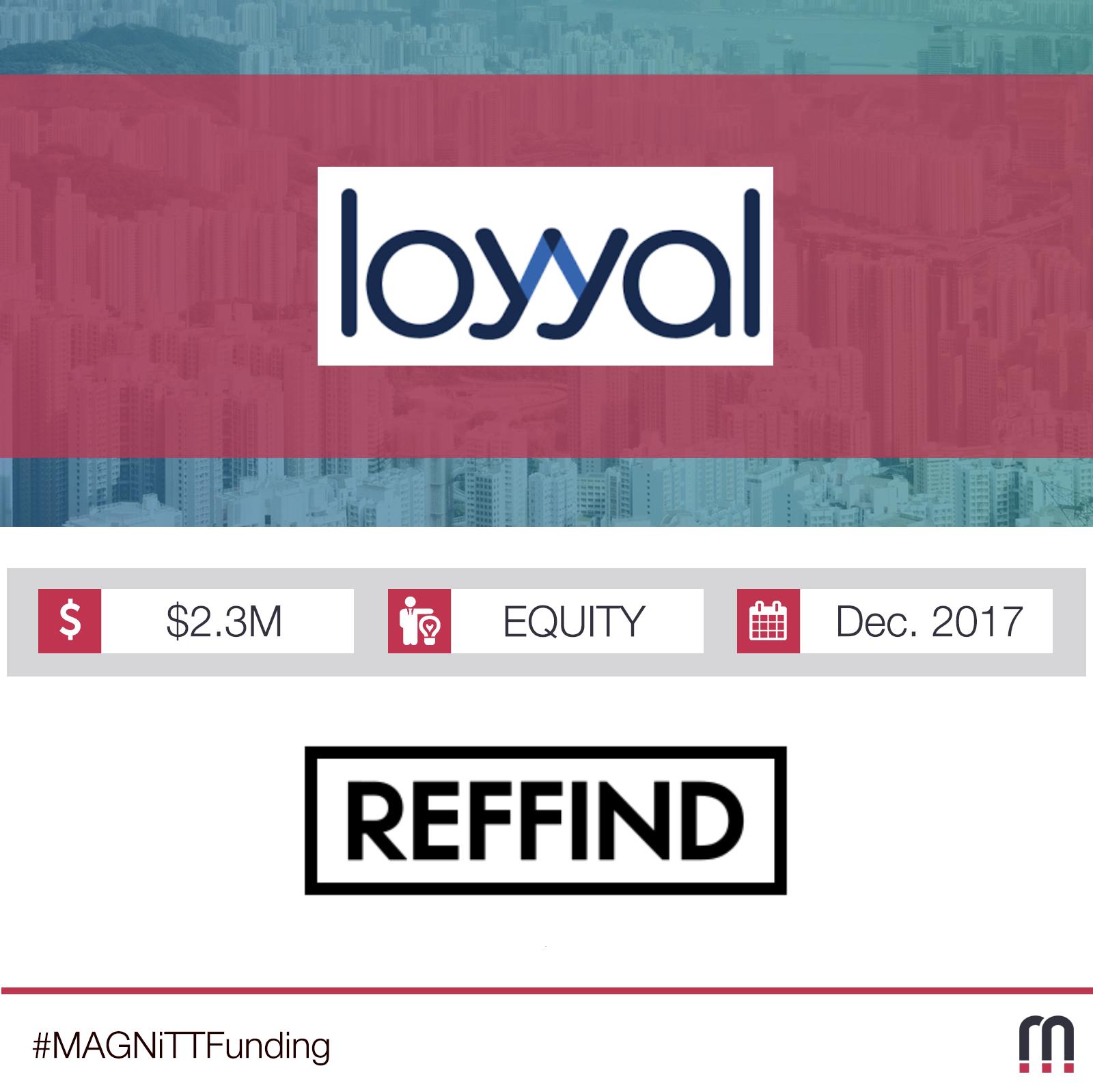 Australia's REFFIND just bought into US blockchain leader Loyyal Corporation
