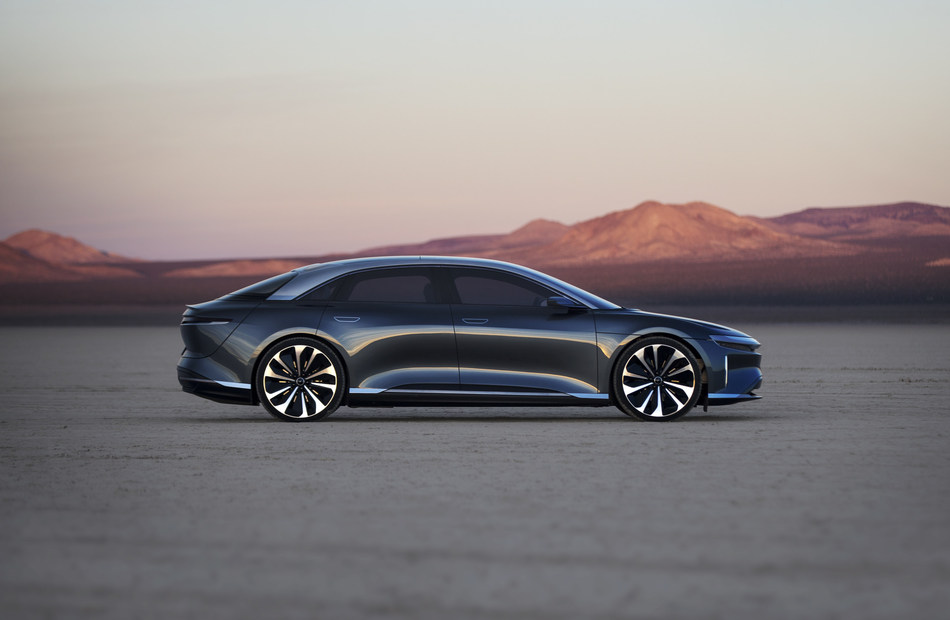 Lucid Motors Executes US$1bn+ Investment Agreement with the Public Investment Fund of Saudi Arabia