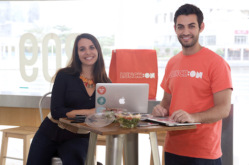 LUNCH:ON Closes $3 Million Investment in First Close of Series A Financing