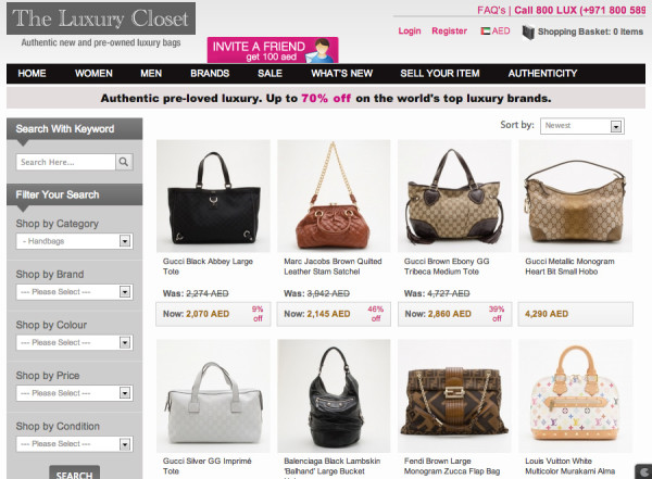 The Luxury Closet secures $2.2m financing