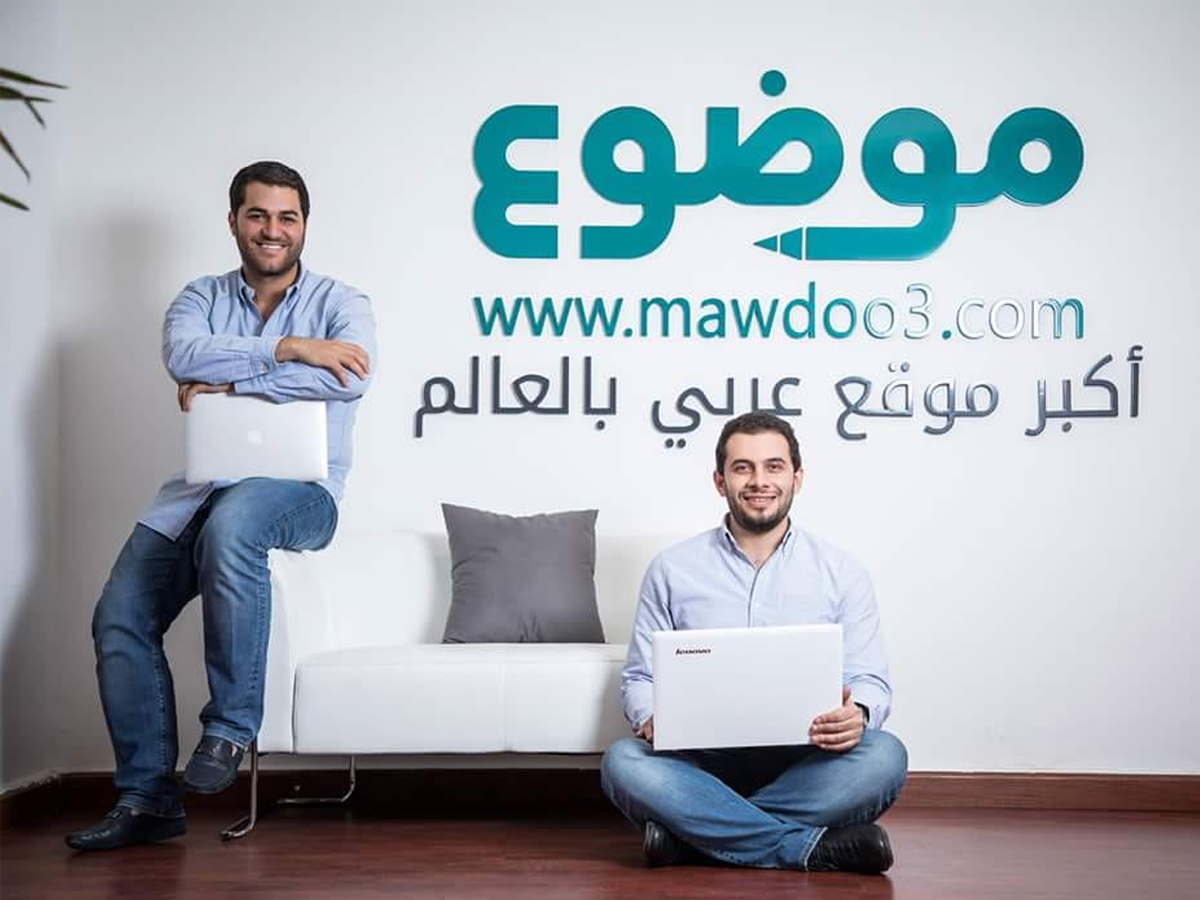 Mawdoo3.com tops its Series B round with $10 Million, totaling $23.5M for the launch of its 'Ujeeb' platform
