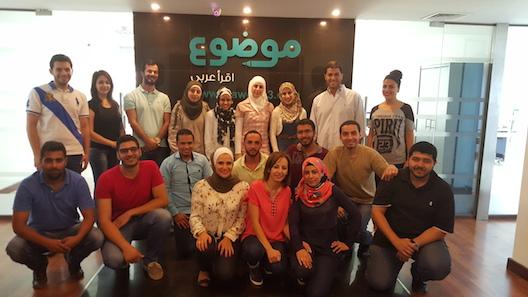Jordan's Mawdoo3 gets $1.5M in Series A funding