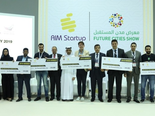 $50,000 seed money at stake for the most innovative MENA winning startup of the third edition of the AIM Startup competition